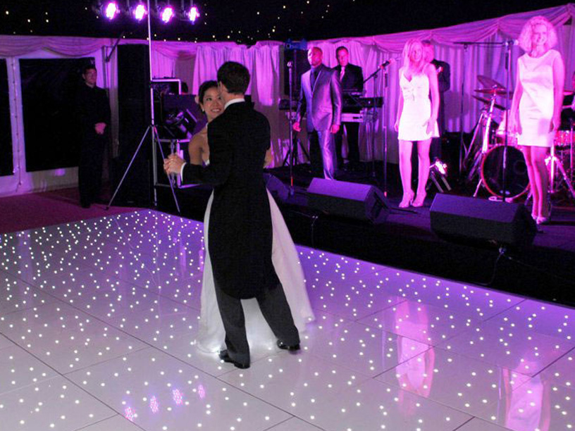 Led Dance Floor Hire Galway Image